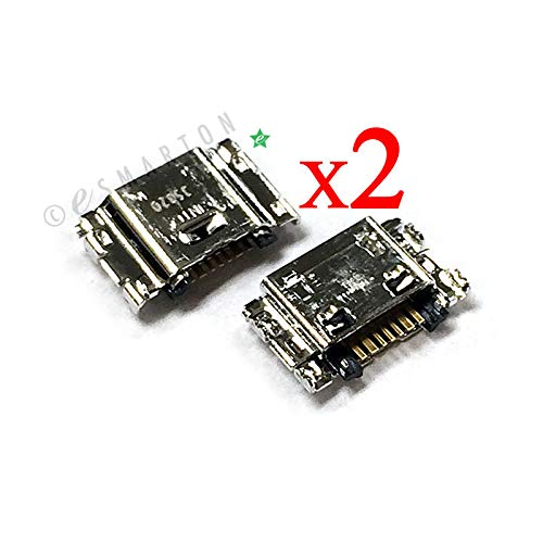 ePartSolution/_ 2X USB Charger Charging Port Dock Connector USB Port For Samsung Galaxy Tab A 8.0 T-Mobile SM-T357T Replacement Part USA