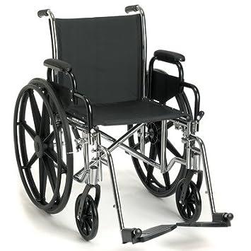 Amazon.com: Breezy CE 3000 estándar silla de ruedas Asiento ...