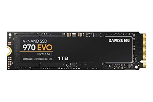 Samsung 1TB 970 EVO NVMe M2 Solid State Drive