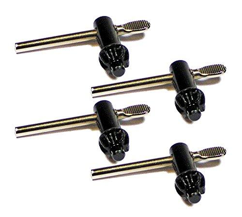 Dewalt DW101/DW160/D21002 Replacement (4 Pack) 3/8 inch Chuck Key # 330034-02-4pk