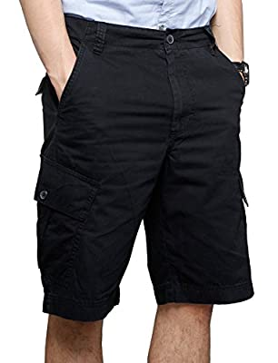 Calvin Klein Men's Cotton Summer Cargo Shorts