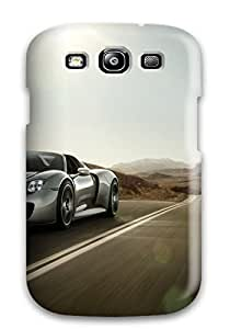New XnToyLf4992ynQGk Porsche 918 Tpu Cover Case For Galaxy S3