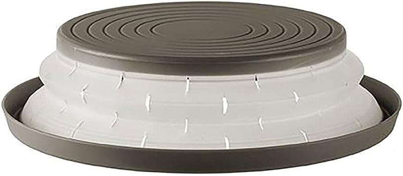 Details about  /Progressive Prep Solutions Microwave Food Cover//Colander 3.75 qt.