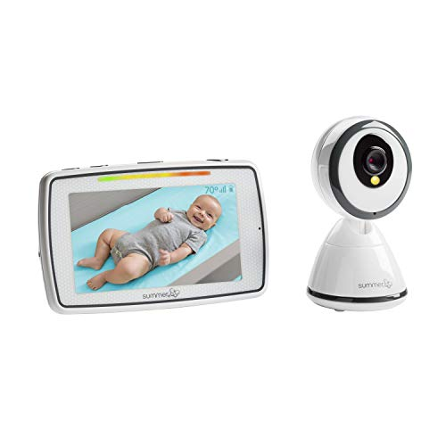 (Summer Infant Baby Pixel Video Baby Monitor with 5