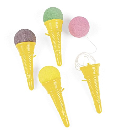 Fun Express Ice Cream Shooters Toy (12 per -
