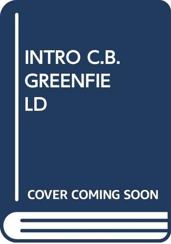 Introducing C.B. Greenfield