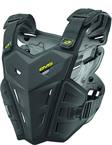 EVS F1 Youth Chest Protector (Small/Medium) (Black)