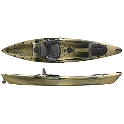 Native Watercraft Manta Ray 12 Angler Kayak Hidden Oak