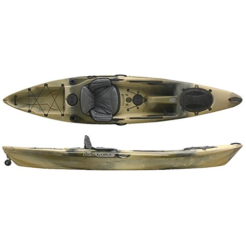 Native Watercraft Manta Ray 12 Angler Kayak Hidden Oak