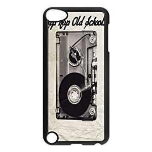 DIY Boombox Ipod Touch 5 Phone Case, Boombox Customized Hard Back Case for iPod Touch5 at Lzzcase