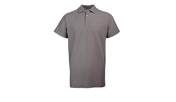 RTY Ropa de Trabajo Camisa de Polo de piqué de Peso Pesado: Amazon ...