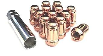 20 Lugs /& 1 Key Included AVN Motorsports 12x1.5 Spline Tuner Lug Nuts Wheel Locks Pink 12mmx1.50 Thread Size