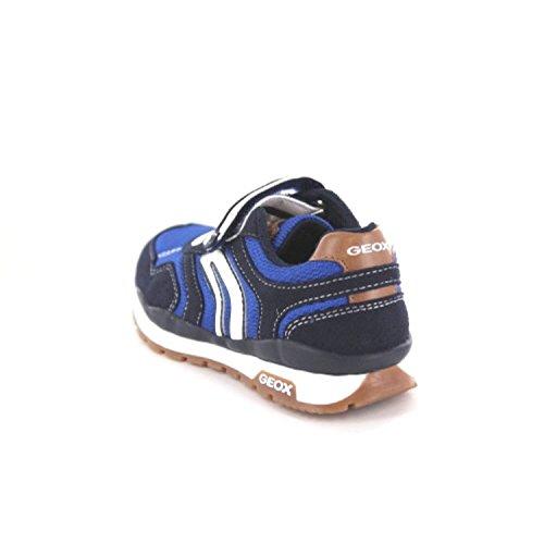 Geox Pavel B, Zapatillas Para Niños Navy/Royal
