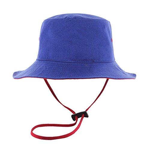 Amazon.com    47 NFL Detroit Lions Kirby Bucket Hat with Chin Strap ... 3b25465c5f32