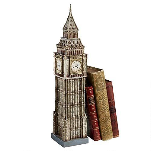 Design Toscano Big Ben Clock Tower Statue, Full Color