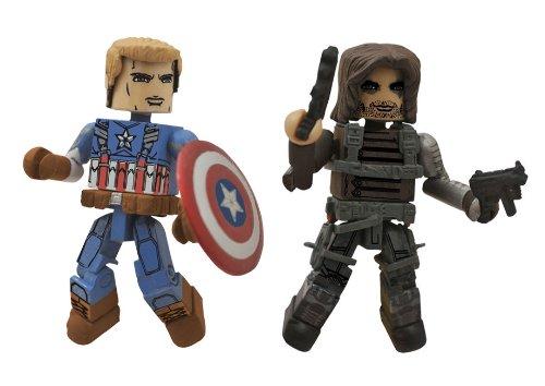 Diamond Select Minimates Captain America