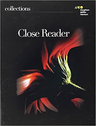 Collections Close Reader Student Edition Grade 9 Holt Mcdougal