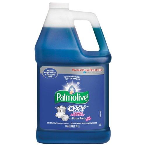 Palmolive OXY Power Degreaser Dishwashing Liquid, 1 Gal. Bottle (4/Carton) - BMC- CPC40043 by Miller Supply Inc