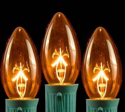 Novelty Lights Outdoor Christmas Replacement