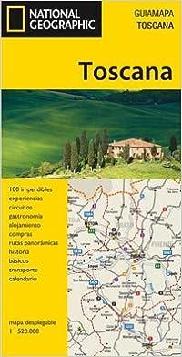 Guia Mapa De Toscana Varios Autores 9788482985152 Amazon