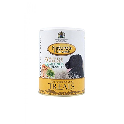 Natures Harvest Fresh Chicken And Seaweed Air Dried Dog Treats (8.8oz) (May (Harvest Pencil)