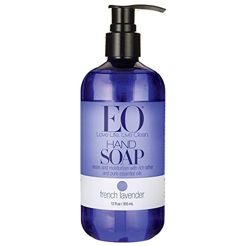 (EO Products Liquid Hand Soap - French Lavender - 12 oz)