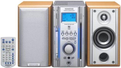 JVCケンウッド システムコンポ ES-A5MD-S B0009XDF2S