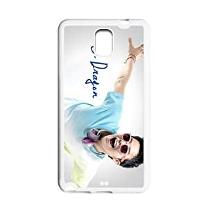DIY Korea Hot Rapper Singer Fashion Icon Cool G-Dragon Plastic Slim TPU Cover Case for Samsung Galaxy Note 3 N900 Case-1