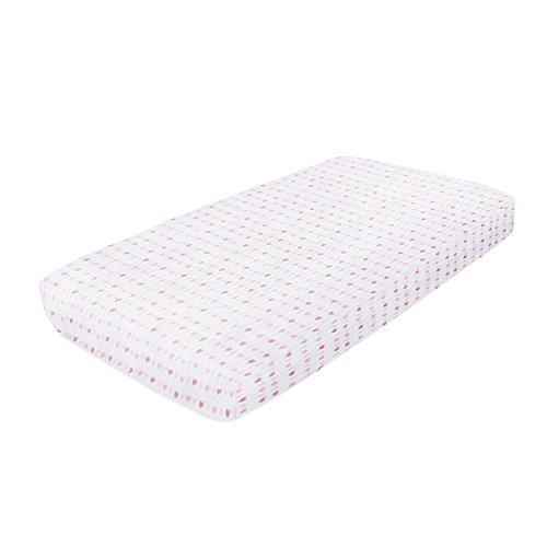 Ideal Baby ideal baby crib sheet; kitty love (bunny) ()