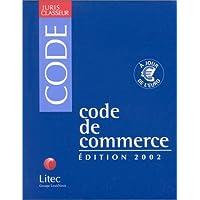 Code de commerce 2002 (ancienne édition)