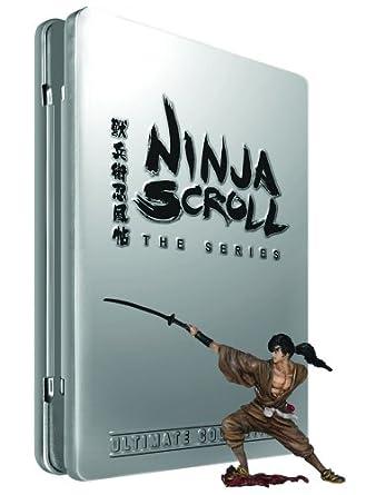 Amazon.com: Ninja Scroll: The Series - Ultimate Collection ...