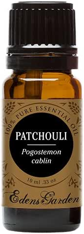 Patchouli 100% Pure Therapeutic Grade Essential Oil by Edens Garden- 10 ml