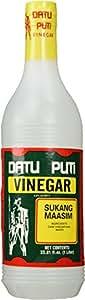 Datu Puti Cane Vinegar (Sukang Maasim)- 33.81 fl. oz.