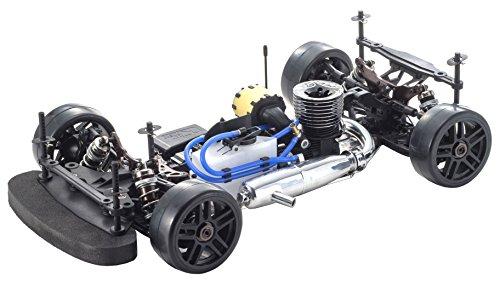 (Kyosho GT3 Kit Nitro-Powered GT Class 1:8-Scale Racecar Kit Vehicle)
