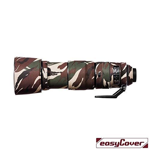 easyCover Lens Oak Green Camo Neoprene Protector Sleeve for Nikon 200-500mm f/5.6 VR by easyCover