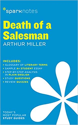 com death of a sman sparknotes literature guide  com death of a sman sparknotes literature guide sparknotes literature guide series ebook sparknotes arthur miller kindle store