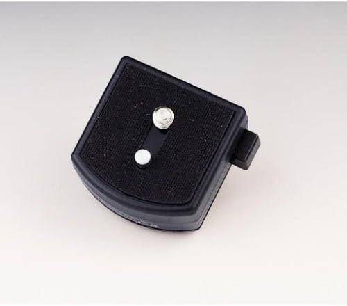 Hama Schnellkupplung Für Stative Und Kamera Gewinde B1 4 Compact Schwarz
