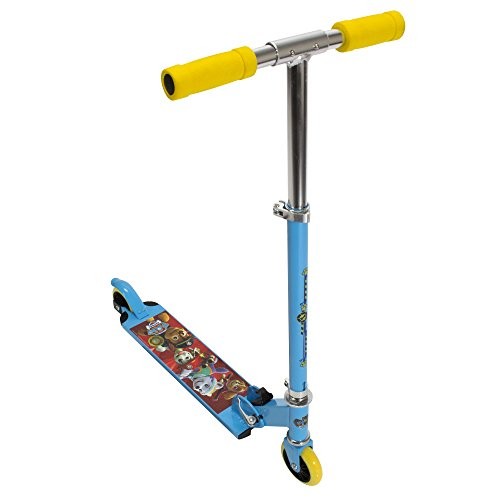 PlayWheels PAW Patrol Aluminum Folding Scooter by PlayWheels