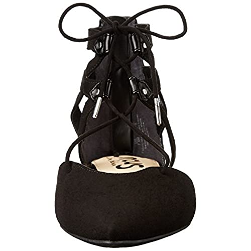 16015f5d0ae9b3 on sale Circus by Sam Edelman Women s Haven Pointed-Toe Flat ...