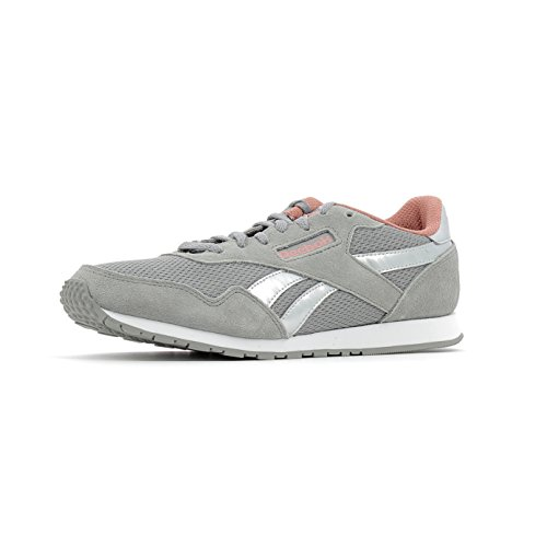 Gris Met Ch blanc Grey rose Sil White argent Rose Fitness de Multicolore Ultra Royal Solid Chaussures Femme Sl Reebok Sandy Pw8U7SqU