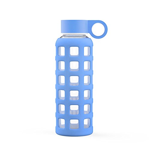 Tempered Bottle Silicone Sleeve Stainless product image