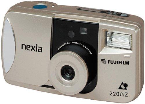Fujifilm Nexia 220ix Z Zoom APS Camera