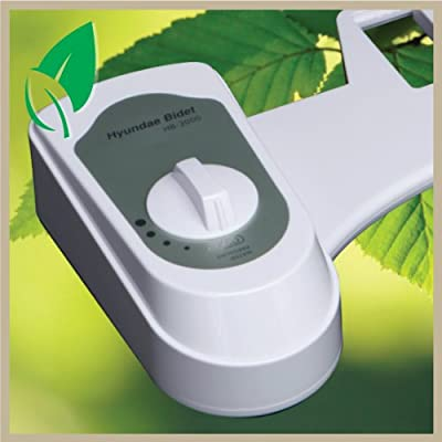 Hyundae Bidet HB-2000 Non Electric Toilet Seat Attachment