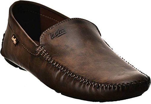 1316bbd7cda GGs Men s Casual Loafer Shoes (Brown)  Buy Online at Low Prices in India -  Amazon.in