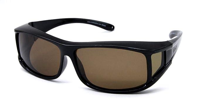 95fd1ae8d3 MOLA polarized fit over sunglasses prescription glasses men medium fishing  driving