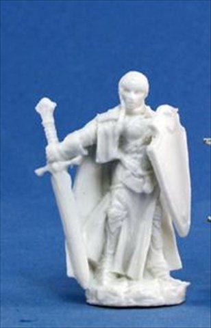 Grim Reaper miniature 77079 Bones - Isabeau Laroche, women Paladin