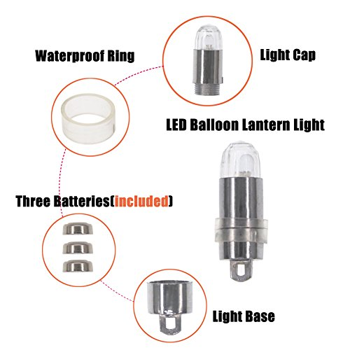 SumDirect-2450100-Pack-Multicolor-LED-Submersible-Waterproof-Mini-Blinking-Lights-for-Paper-Lantern-Balloon-Floral-Wedding-Halloween-Christmas-Party-Decoration-Centerpieces