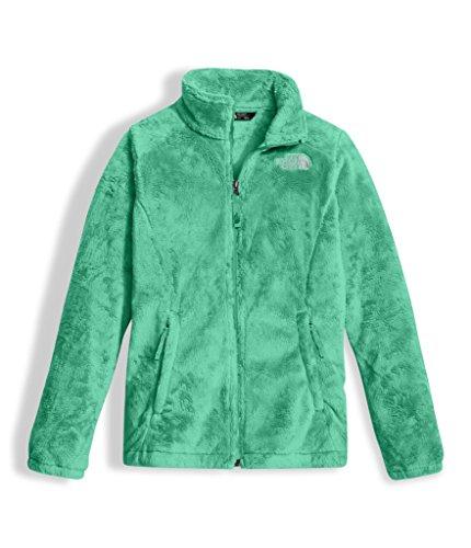 The North Face Kids Girl's Osolita Jacket (Little Kids/Big Kids) Bermuda Green Outerwear