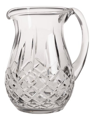 - Waterford Crystal Lismore Pitcher