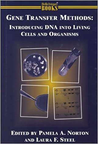 Gene Transfer Methods: Introducing DNA Into Living Cells and